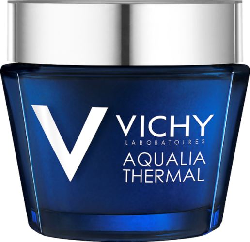 Vichy Aqualia Thermal Spa éjszakai arckrém 75ml