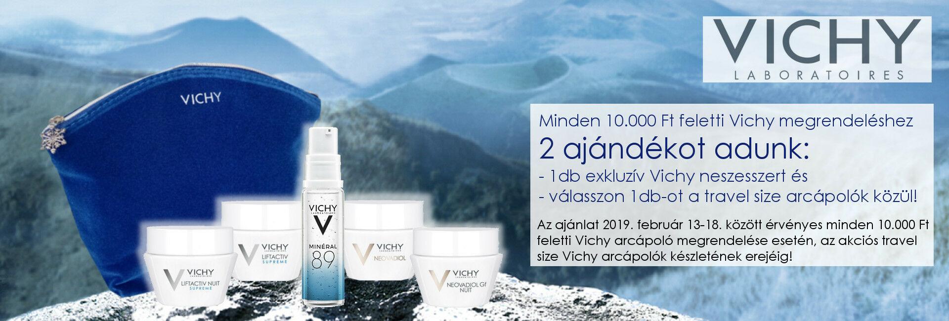 Vichy 2 ajándék