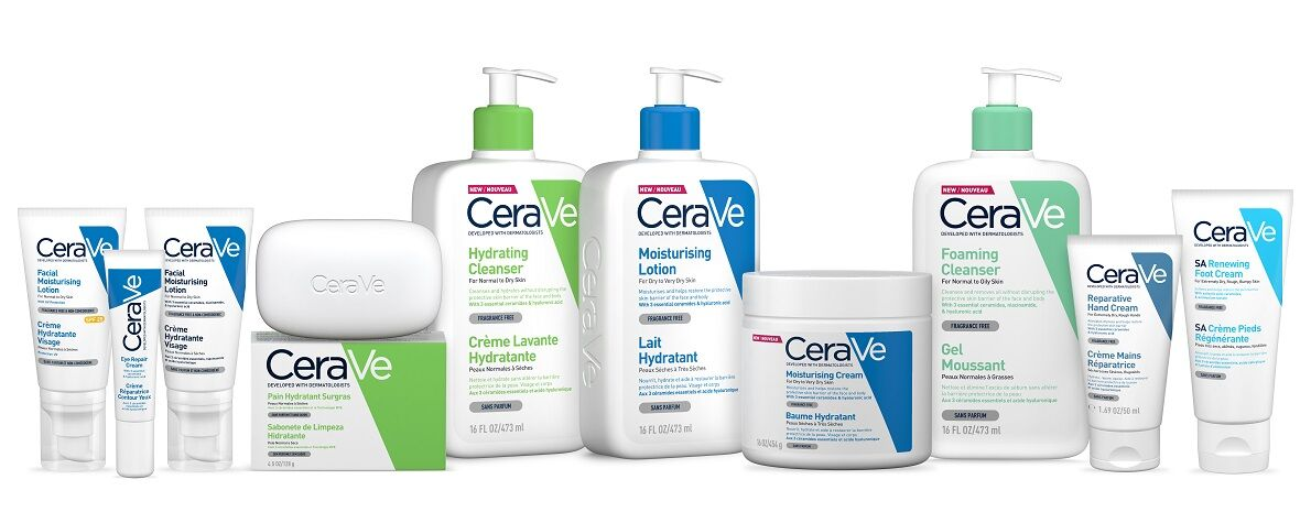 CeraVe termékek