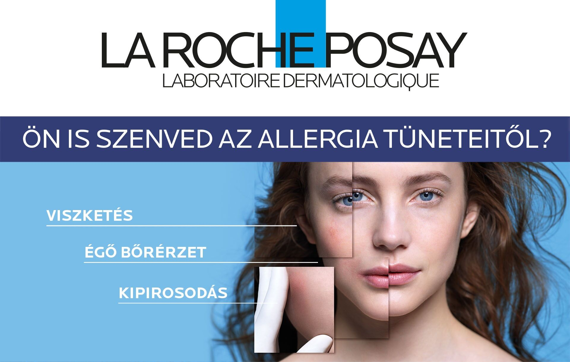 Újdonság - La Roche-Posay Toleriane Dermallergo arcápoló szérum