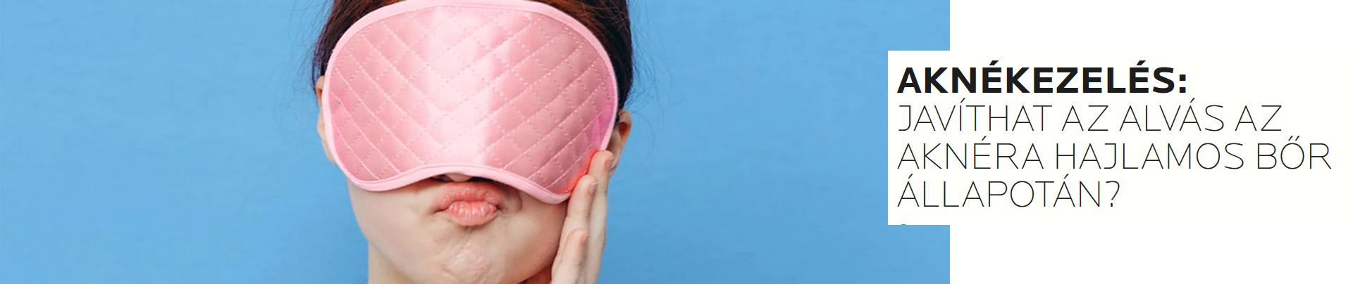 Aknékezelés: javíthat az alvás az aknéra hajlamos bőr állapotán?