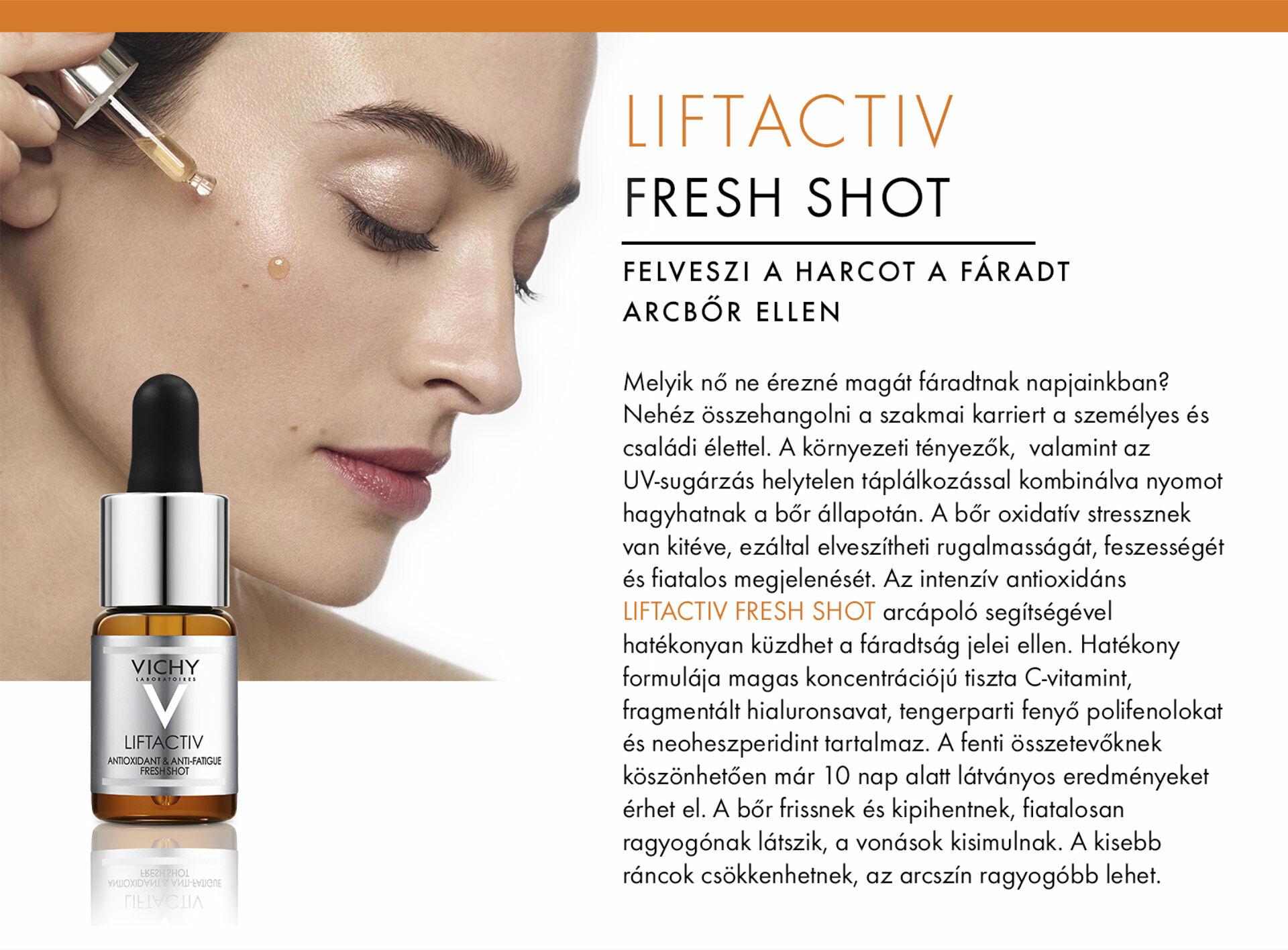 Vichy Liftactiv Fresh Shot