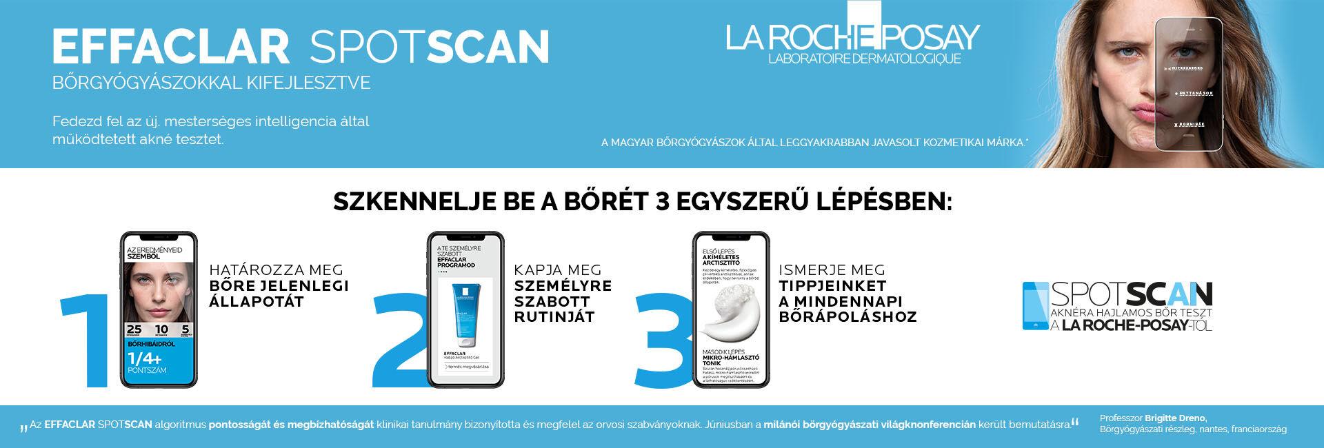 La ROche-Posay Spotscan