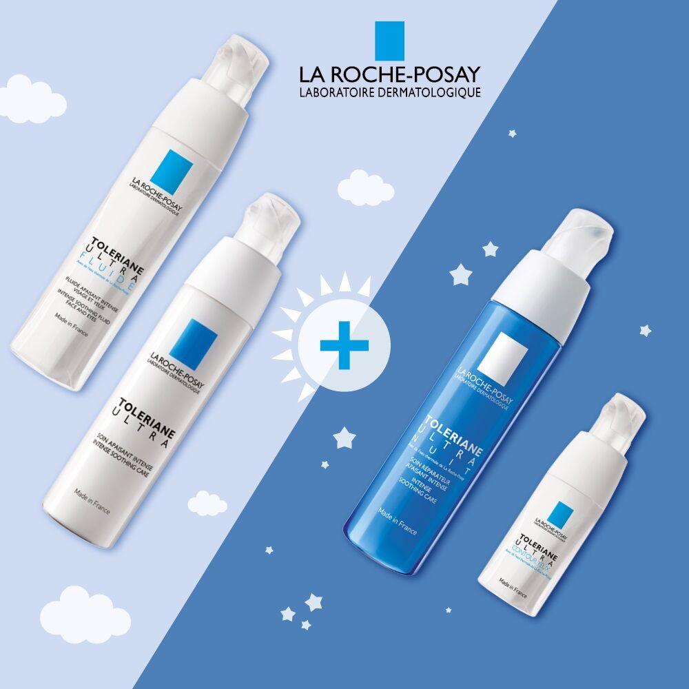 La Roche-Posay Toleriane Ultra Fluid intenzív nyugtató bőrápoló