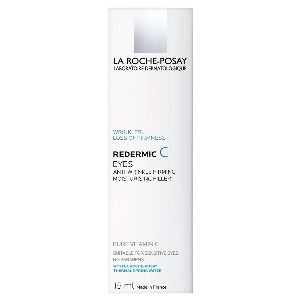 La Roche-Posay Redermic C hidratáló ránctalanító szemkörnyékápoló