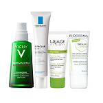 Zsíros, problémás bőr kezelésére és ápolására kifejlesztett legjobb dermokozmetikai termékcsaládokat itt találja.
