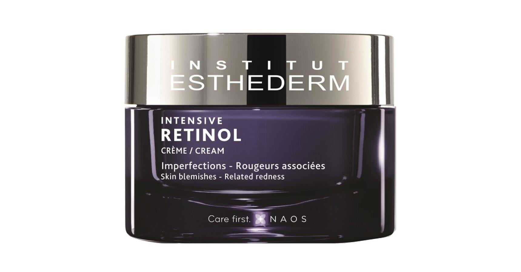 Institut Esthederm Intensive retinol krém - Institut Esthederm
