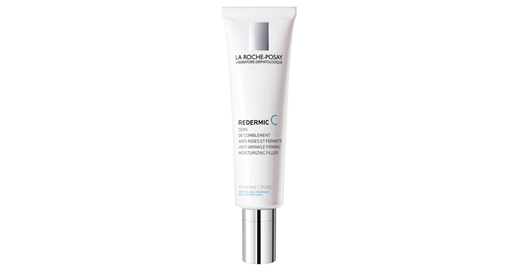 La Roche-Posay Redermic C ránctalanító krém száraz bőrre..