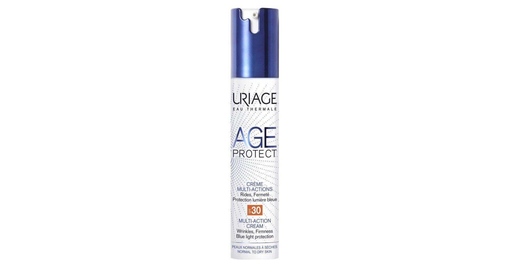 Uriage AGE PROTECT Ránctalanító krém SPF30 - Uriage termékek