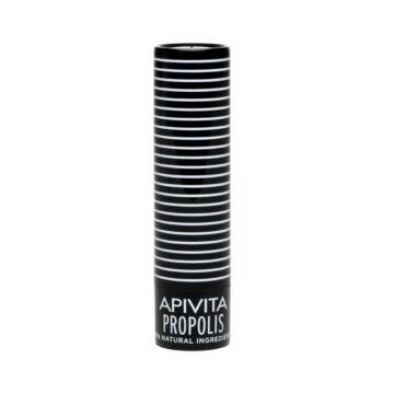 APIVITA Ajakápoló stift, színezett, fekete ribizlivel 4,4 g