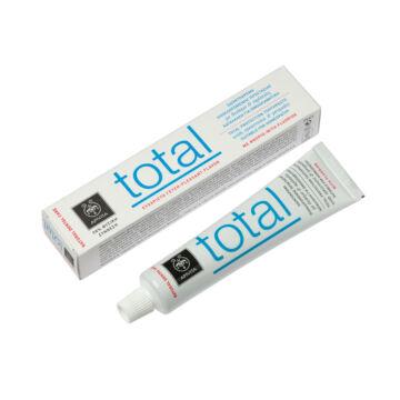 APIVITA NATURAL DENTAL CARE Total fogkrém 75ml
