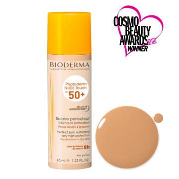 Bioderma Photoderm NUDE Touch 03 Golden SPF50+ 40ml