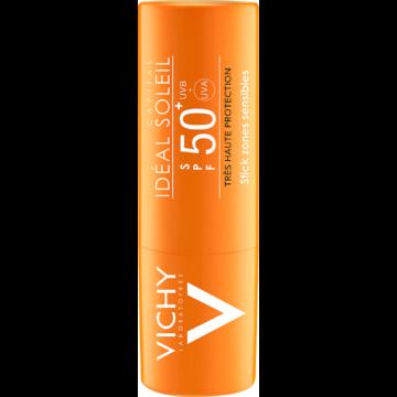 Vichy Idéal Soleil napvédő stift SPF50+ 9g