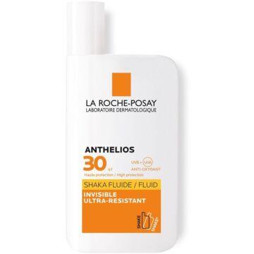 La Roche-Posay Anthelios Shaka fluid SPF30 ultra fluid napvédő