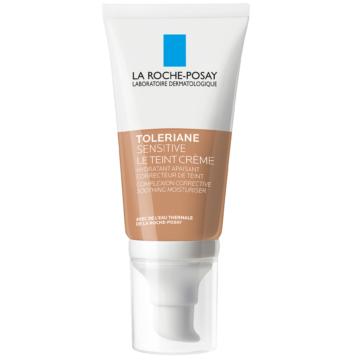 La Roche-Posay Toleriane Sensitive színezett arcápoló MEDIUM