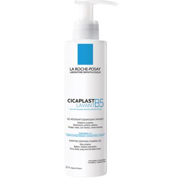 La Roche-Posay Cicaplast Lavant B5 Tisztító bőrnyugtató habzó gél 200ml
