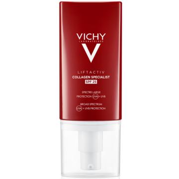 Vichy Liftactiv COLLAGEN SPECIALIST komplex öregedésgátló arckrém SPF25 50ml