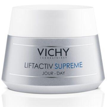 Vichy Liftactiv Supreme ránctalanító és feszesítő arckrém száraz, nagyon száraz arcbőrre