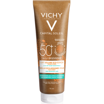 Vichy Capital Soleil Naptej SPF50+ öko tubusban 75ml