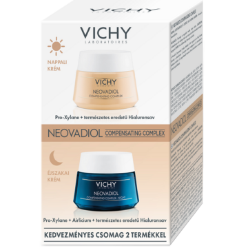 Vichy Neovadiol Compensating Complex Day and Night csomag