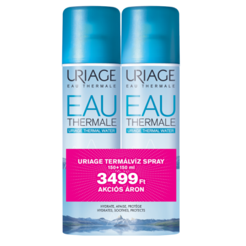 Uriage EAU THERMALE D'URIAGE termálvíz spray DUO PACK (150ml+150ml)