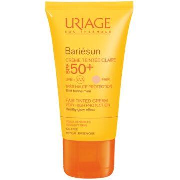 Uriage BARIÉSUN Színezett arckrém SPF50+ világos árnyalat 50ml