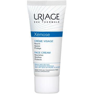 Uriage XÉMOSE Arcápoló krém száraz bőrre 40ml