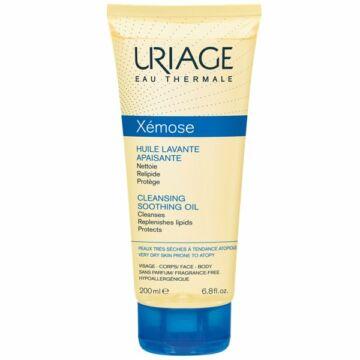 Uriage XÉMOSE Olajtusfürdő száraz bőrre 200ml