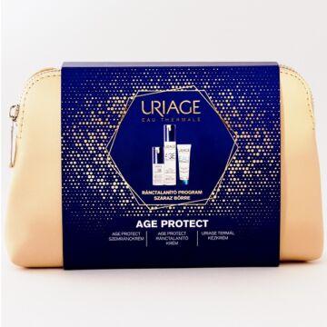 Uriage AGE PROTECT Karácsonyi neszesszer száraz bőrre