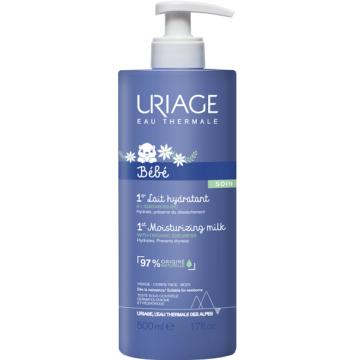Uriage Baba Hidratáló testápoló tej 500ml