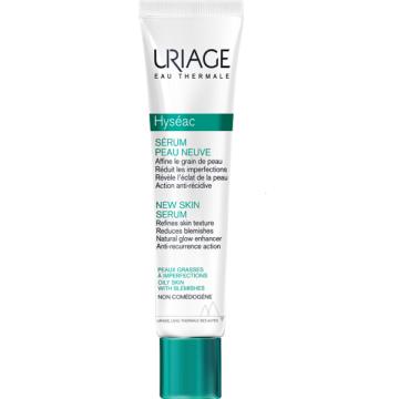 Uriage HYSÉAC Bőrmegújító szérum zsíros bőrre 40ml