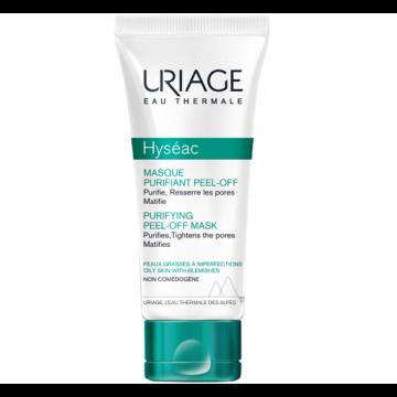 Uriage HYSÉAC Mélytisztító pórusösszehúzó maszk zsíros bőrre 150ml