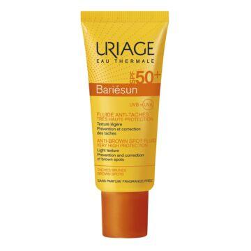 Uriage BARIÉSUN SPOT krém pigmentfoltok ellen SPF50+ 40ml