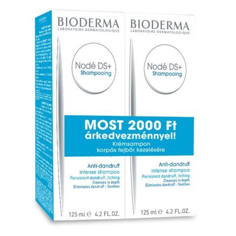 Bioderma Nodé DS+ Sampon Duo Pack (2x125ml)