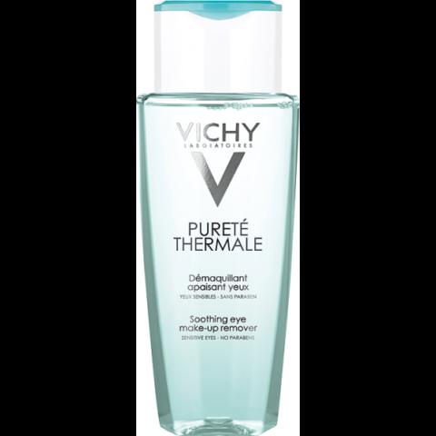 Vichy Pureté Thermale nyugtató hatású szemfestéklemosó 150 ml