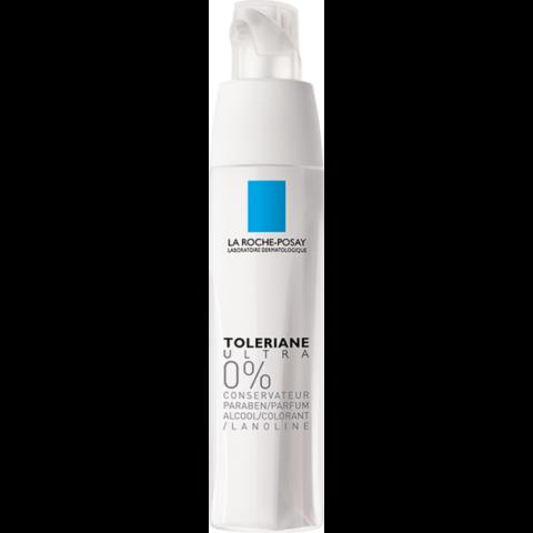La Roche-Posay Toleriane Ultra intenzív nyugtató bőrápoló termálvízzel arcra és szemkörnyékre 40 ml