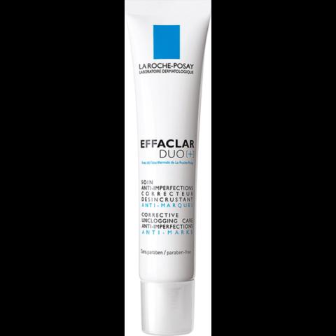 La Roche-Posay Effaclar Duo [+] korrekciós bőrmegújító bőrápoló problémás arcbőrre 40 ml