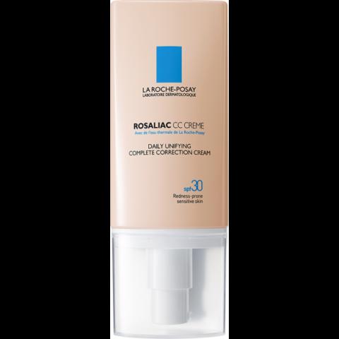 La Roche-Posay Rosaliac CC   SPF 30 teljes körű egységesítő korrigáló nappali arckrém 50 ml