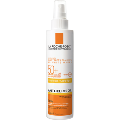 La Roche-Posay Anthelios XL Ultra Könnyű Spray SPF50+ 200ml