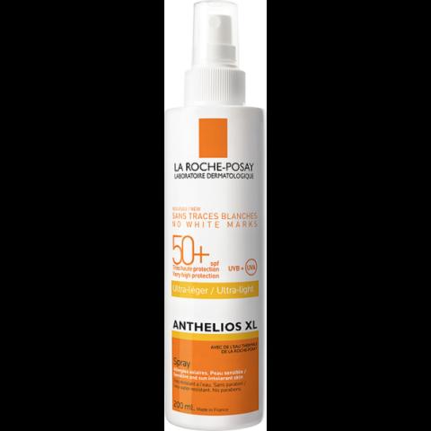 La Roche-Posay Anthelios XL Ultra Könnyű Spray SPF50+ 200ml