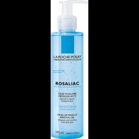 La Roche-Posay Rosaliac micellás arctisztító gél 195 ml