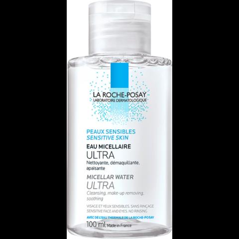 La Roche-Posay Ultra micellás arctisztító érzékeny bőrre 100 ml
