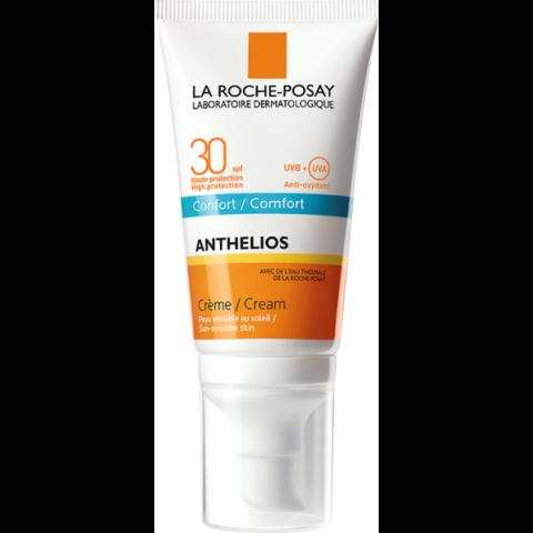 La Roche-Posay Anthelios SPF 30 komfortérzetet adó krém  50 ml