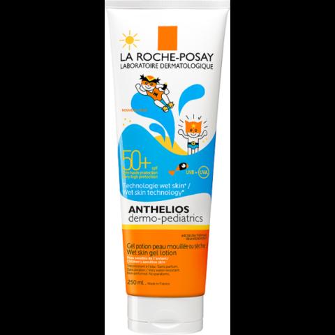 La Roche-Posay Anthelios Dermo-Pediatrics  SPF 50+ napvédő tej-gél gyermekeknek 250 ml