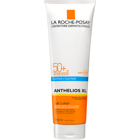La Roche-Posay Anthelios XL komfortérzetet adó naptej SPF50+ 250ml
