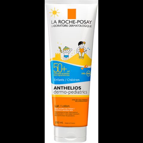 La Roche-Posay Anthelios Dermo-Pediatrics gyermek napvédő tej SPF50+ 250ml