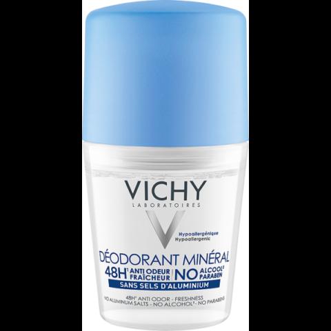 Vichy dezodor Mineral golyós 50 ml