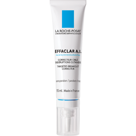 La Roche-Posay Effaclar A.I. célzott pattanás-korrigáló 15 ml