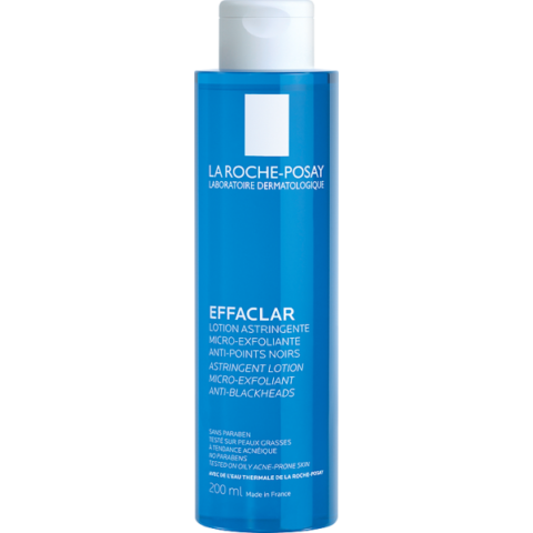 La Roche-Posay Effaclar pórusösszehúzó, mikro-hámlasztó tonik 200 ml