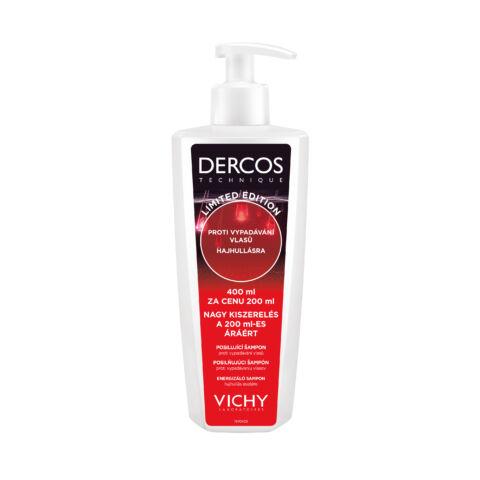 Vichy Dercos energiát adó sampon hajhullás esetére